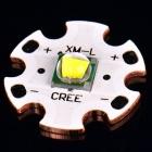 Cree XM-L T6 1A LED emitter on 20mm copper star base