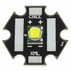 Cree XM-L U2 1C LED emitter on 20mm star base